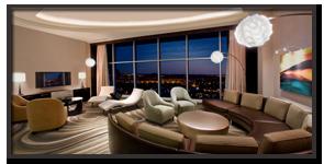 Suite 1517 Living Area