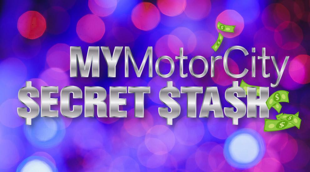 MYMotorCity Secret Stash