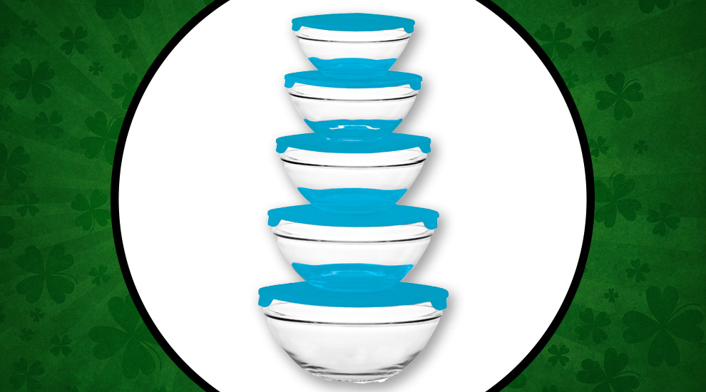 Free Gift: Frigidaire Glass Bowls - INVITE ONLY