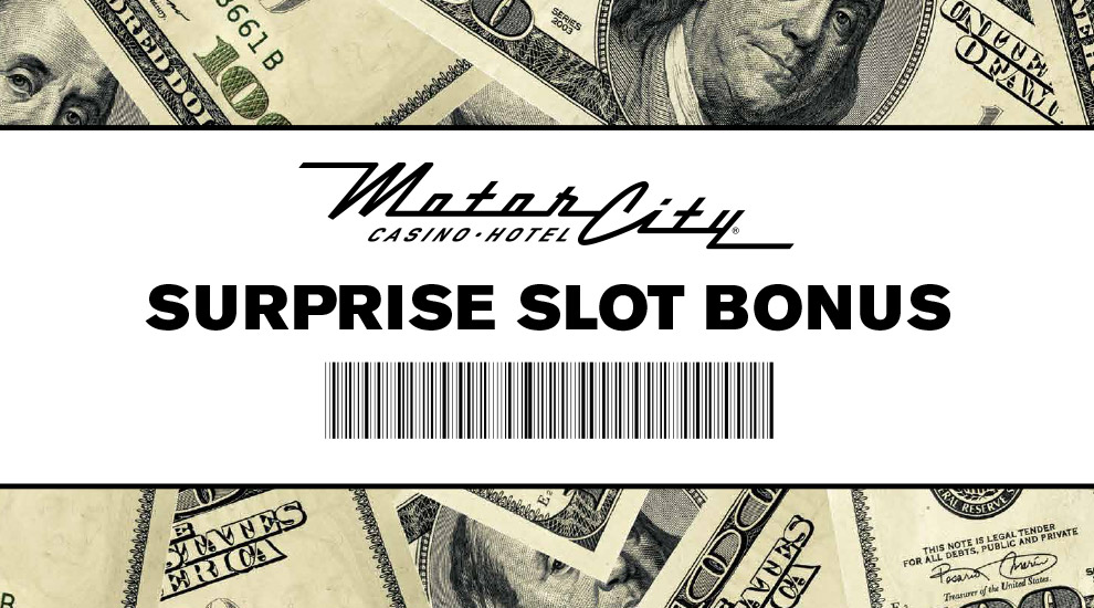Surprise Slot Bonus - INVITE ONLY!