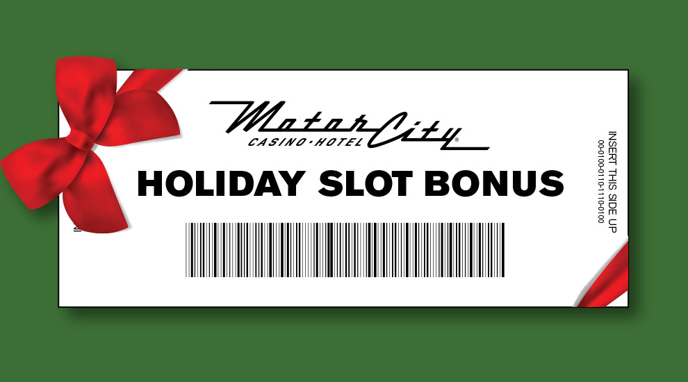 Holiday Slot Bonus - INVITE ONLY
