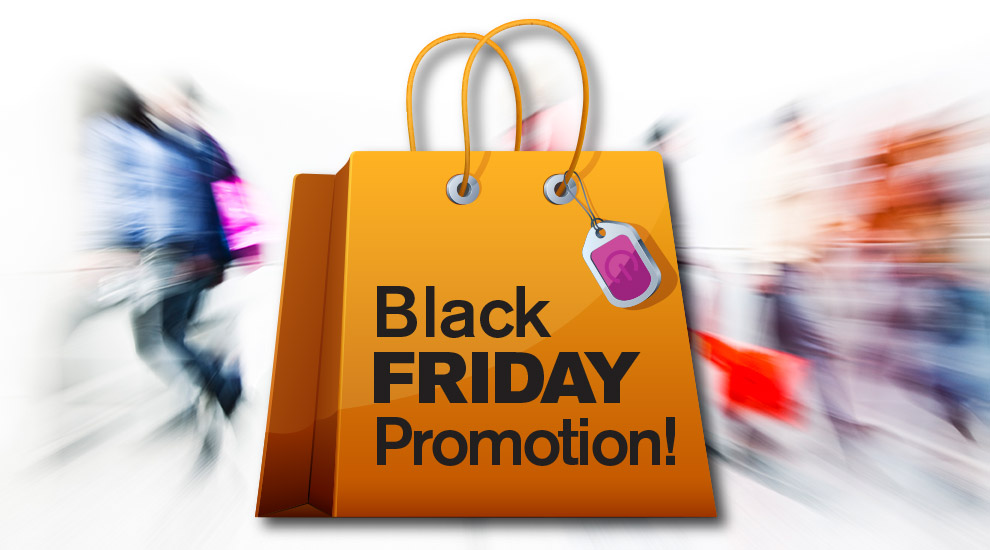 Black Friday Swipe & Win - INVITE ONLY