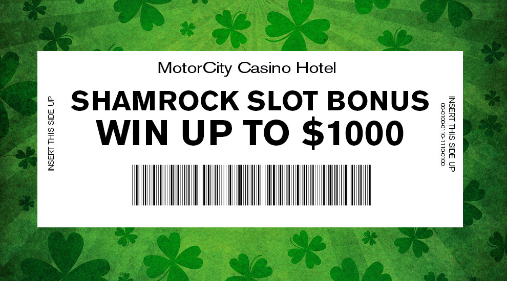 Shamrock Slot Bonus - INVITE ONLY