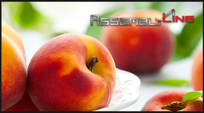 Peach Month!