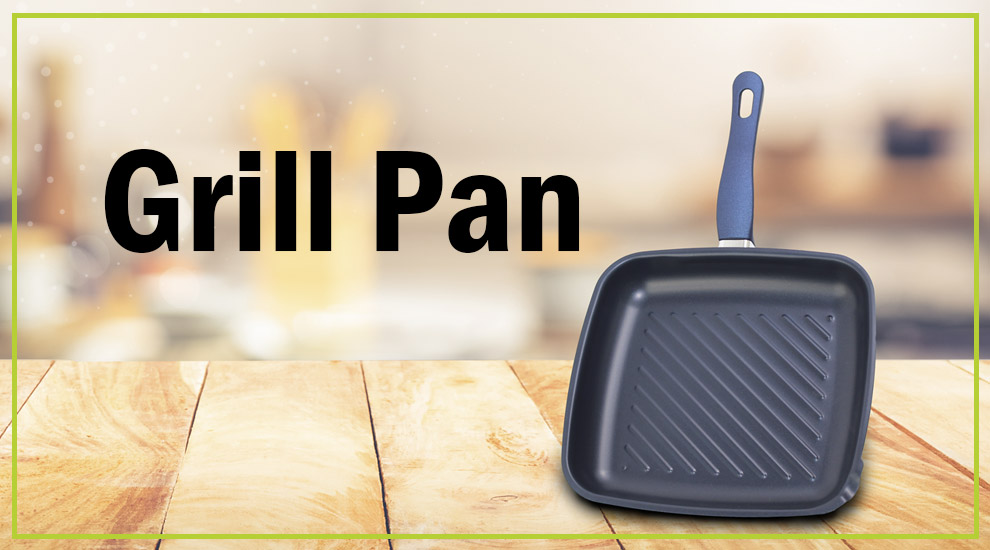 Free Gift: Grill Pan - INVITE ONLY