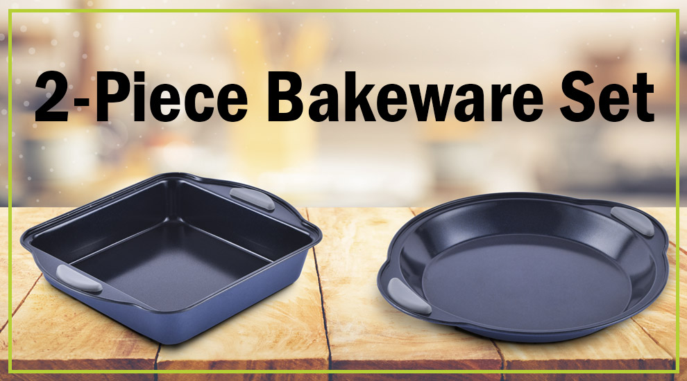 Free Gift: Bakeware Set - INVITE ONLY