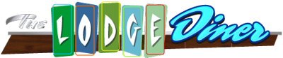 The Lodge Diner Logo