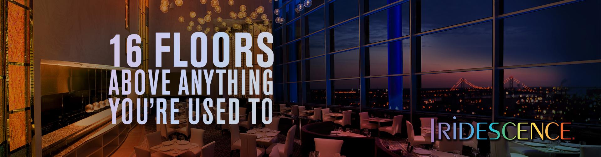 Restaurants near motor city casino detroit
