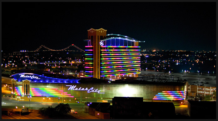 Motorcity casino hotel for Motor city hotel casino