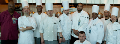 The Iridescence Culinary Team