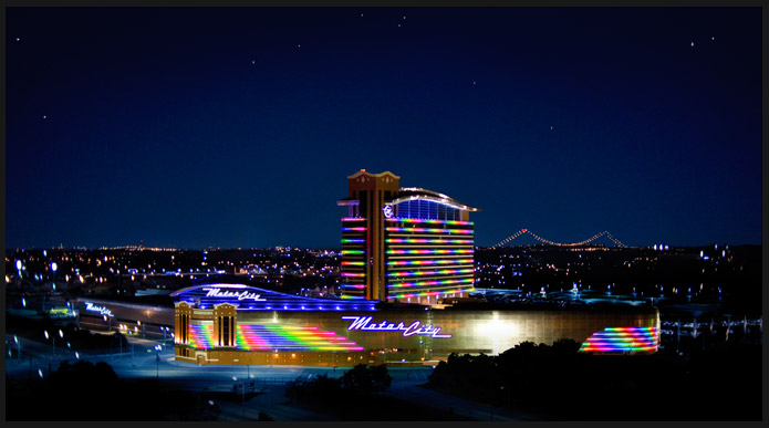 Motor City Bad Beat >> Motorcity Casino Hotel