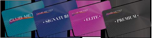 motor city casino club metro
