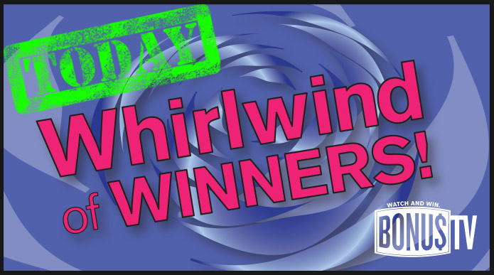 Whirlwind of Winners